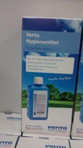 Pflegemittel für Venta LW 15 Luftwäscher