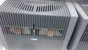 Luftwäscher Test