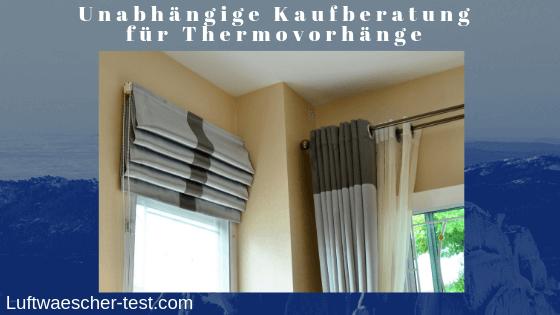 thermovorhang test bild